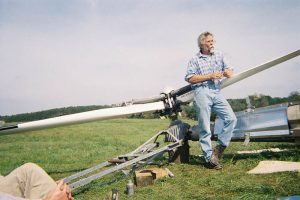 Small-wind expert Mick Sagrillo. Credit: Tammy Stoner