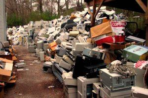 e-waste, credit: Curtis Palmer, FlickrCC