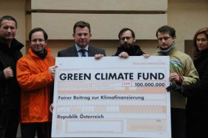 Green Climate Fund. Credit: Global 2000